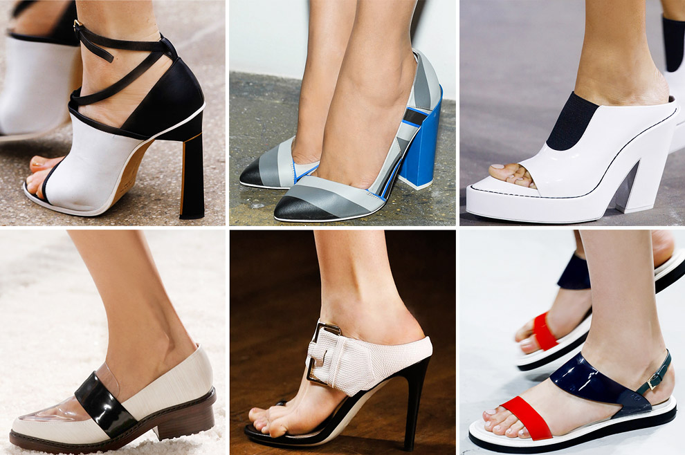 Обувь весна-лето 2 16 | Pulse Fashion