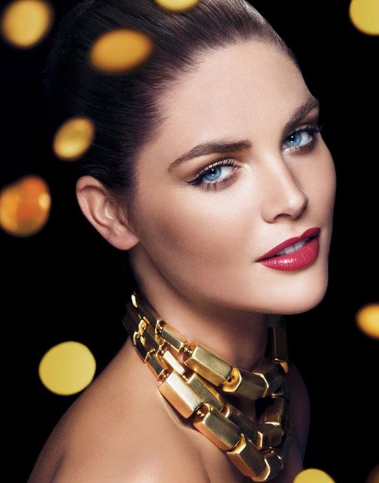 как сделать макияж на новый год