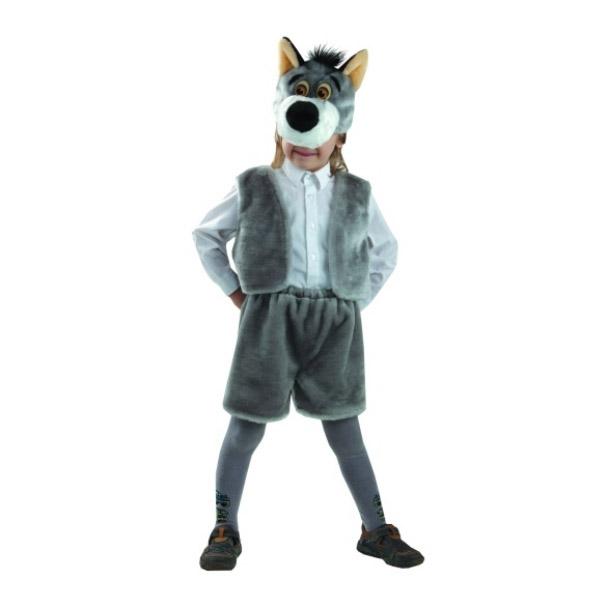 Костюм волка для мальчика своими руками