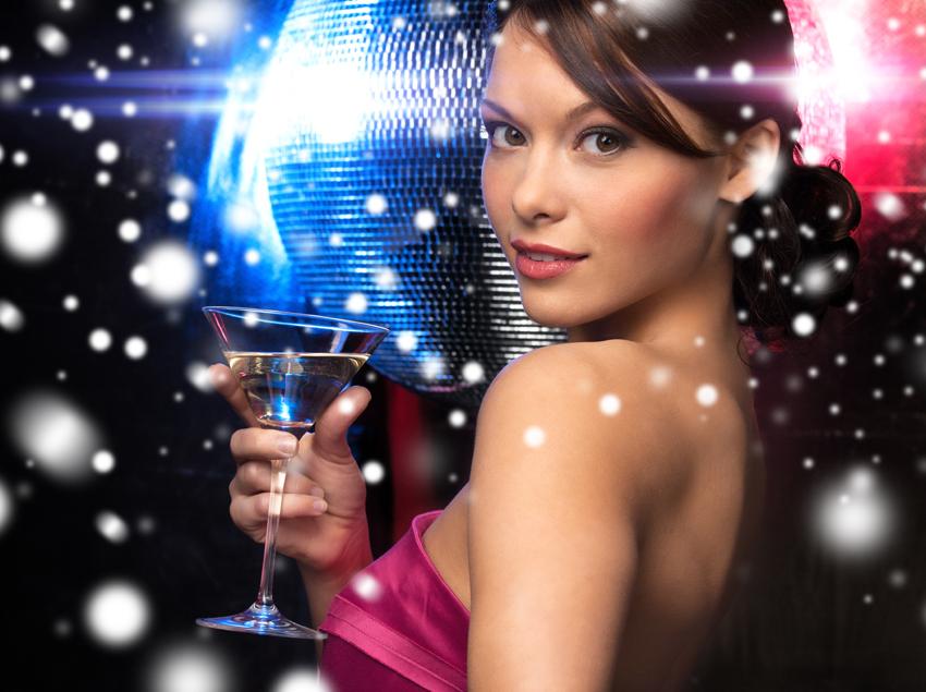 Праздничный макияж на новый год 2014