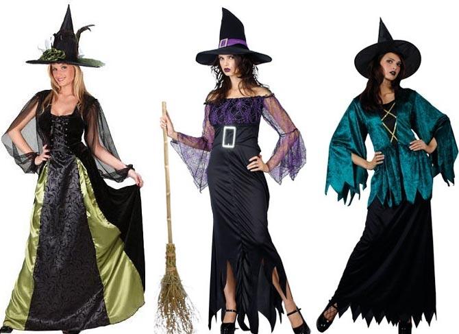Как сделать своими руками костюмы на хэллоуин