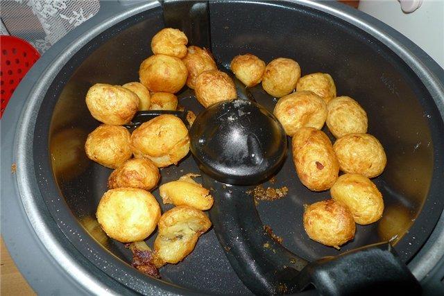 Курица с картошкой в мультиварке поларис рецепты с фото