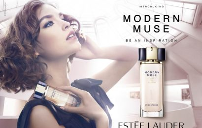 Аризона Мьюз лицо долгожданного аромата Modern Muse от Estée Lauder