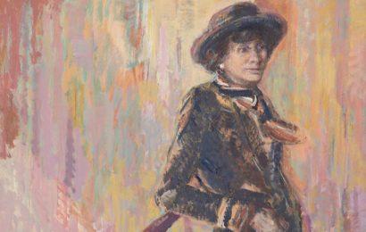 Выставка портретов великой Коко Шанель