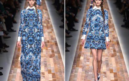 Платье от Valentino 2013