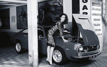 Моника Беллуччи на обложке Madame Figaro