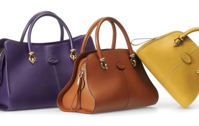 Новые сумки от Tod's