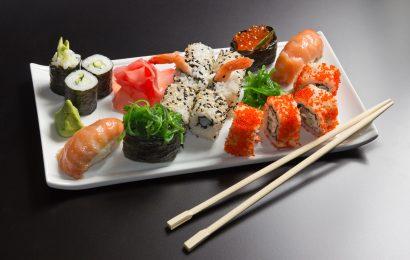 Как готовить суши в домашних условиях