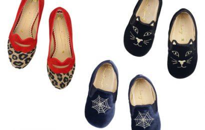 Charlotte Olympia выпустила коллекцию обуви для девочек