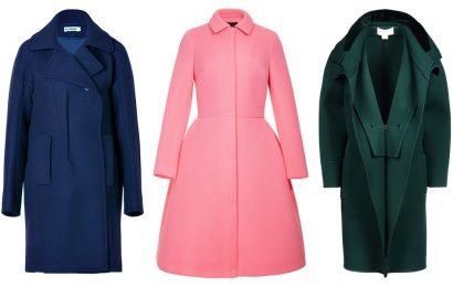 Пальто: тренды сезона