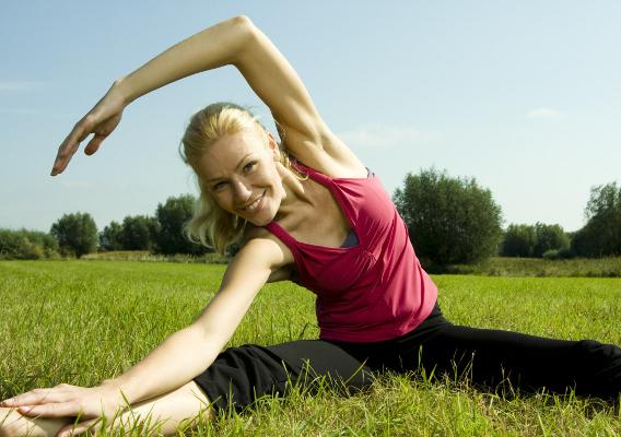 Комплекс упражнений для гибкости и похудения