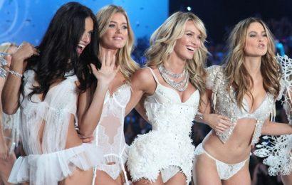 Обольстительные «ангелы»: Victoria's Secret Fashion Show 2013/14
