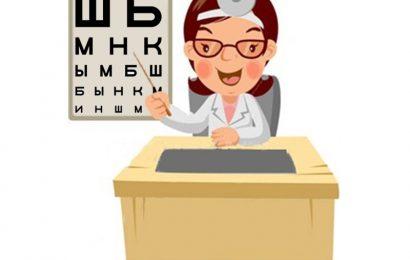 Метод видеокомпьютерной коррекции зрения