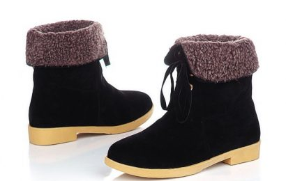 С чем носить ботинки?