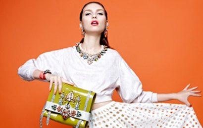 Коллекция массивной бижутерии от бренда Shourouk осень-зима 2013-2014