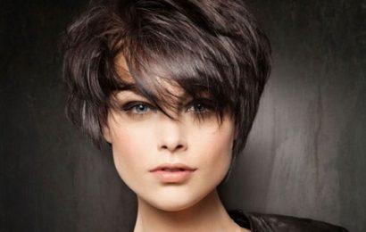 Стрижки на средние волосы 2013